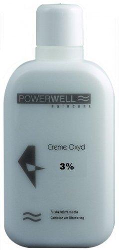 POWERWELL Creme-Oxyd 3% 1 L