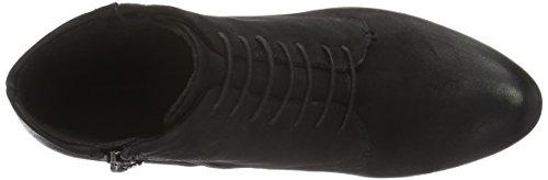 GERRY WEBER Damen Caren 08 Kurzschaft Stiefel Schwarz (schwarz 100)