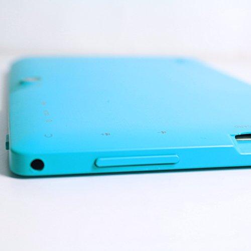Tablet android google de 7 pulgadas pc 4.2.2 8gb 512mb ddr3 a23 dual core 1.5ghz cámara capacitiva de la pantalla wifi