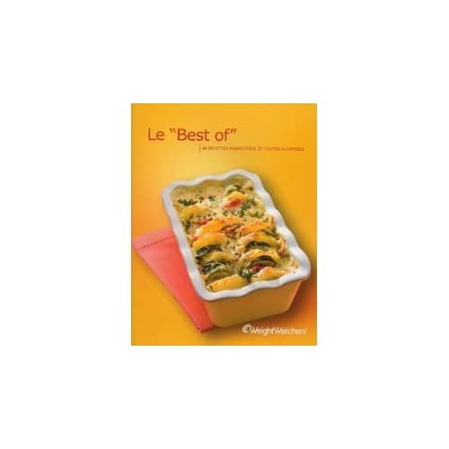 Le « Best Of » - Weight Watchers