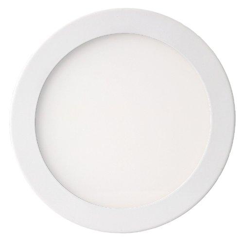 Strahler Einbauleuchte Leuchte 25W LED SPRING Fit rund weiß 28cm