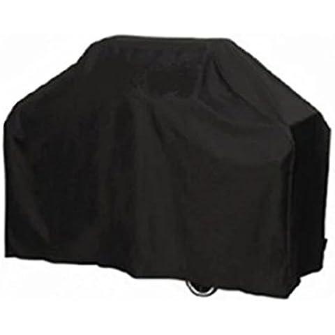 sogar al aire libre barbacoa barbacoa de gas grill Cover Negro impermeable lluvia £ ¬ polvo o sombrero paraguas, 5juegos venta, 7tamaños,