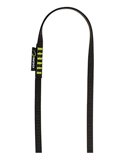 Edelrid Unisex- Erwachsene Schlinge Tech Web Sling 12mm VPE10, Night (017), 240 cm -