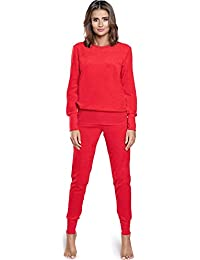 Italian Fashion IF Pijama Conjunto de Chándal Sudadera y Pantalones Mujer IFS18038