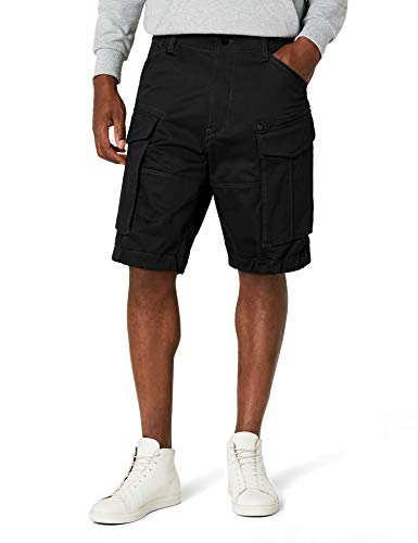 G-STAR RAW Herren Rovic Relaxed Short - Edge Bermuda Shorts
