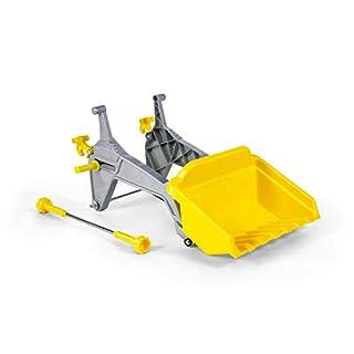 Rolly Toys rollyKid Lader Frontlader (für rollyKid und rollyKiddy Traktoren, für Kinder von 2,5 bis 5 Jahren) 409310
