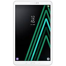 "Samsung Galaxy SM-T580NZWEXEF Tab A Tablette Tactile 10"" Blanc (32 Go, 2 Go de RAM, Android 6.0, Wifi, Bluetooth)"