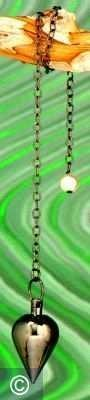 Ruten - Pendel - Tensoren|Pendel - Messing-Pendel, geschwrzt, 18 g
