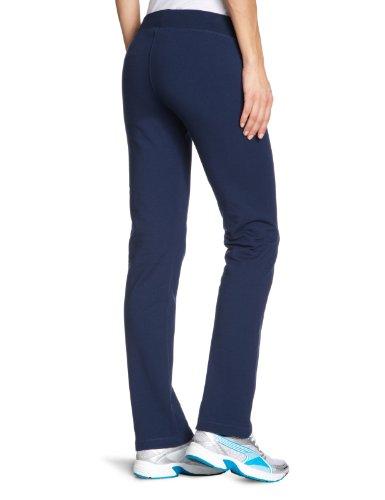 Champion pantalon de sport droit pour femme Bleu - Bleu nuit