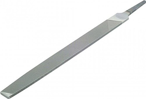 Nicholson 03797 12 Flat Second Cut File by Nicholson -