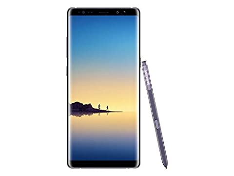 Samsung Galaxy Note 8 Dual-SIM Smartphone Unlocked - 64GB Gray * FREE Tough Armor Protective & HANVEL accessory pocket (Samsung Galaxy Note 3 Dual Sim)