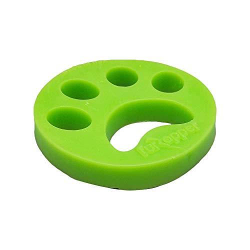 WINLISTING 1pc Haarentferner für Ihren Wäscheservice Silicagel (Grün, F)