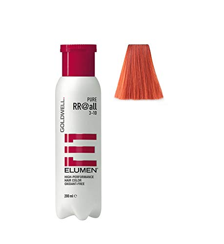 Goldwell Elumen Pure R at all 3-10 Haarfarbe, rot, 2er Pack, (2x 200 ml)