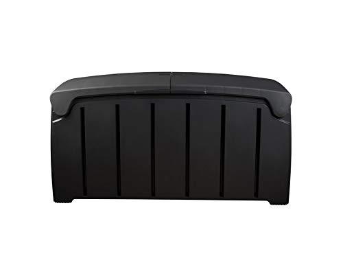 Koll Living Kissenbox/Auflagenbox mit 300 Liter Fassungsvermögen-wasserfester Stauraum für...