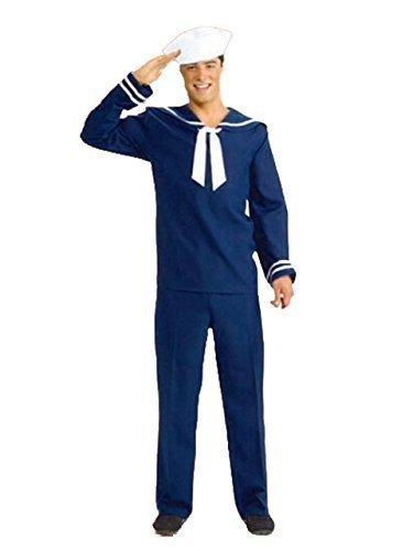 Ahoy Matey Kostüms (AHOY MATEY Erwachsene Sailor Kostüm GI)