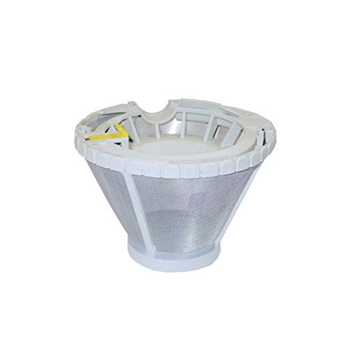 ORIGINAL Miele 4011464 Geschirrspülersieb Filtereinsatz Spulmaschinensieb Schmutzfilter Grobsieb Feinsieb Spülmaschine Geschirrspüler auch Imperial Neckermann Lloyds Quelle