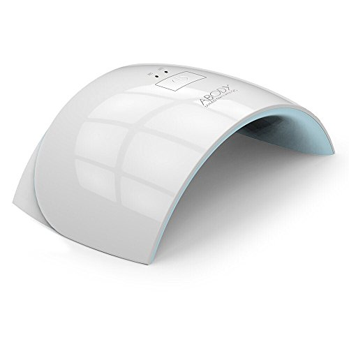 abody-9c-nail-lamp24w-led-uv-nail-light-30s60s-timer-nail-dryer-curing-for-shellac-and-other-gel-whi
