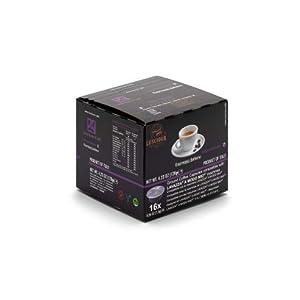 Luscioux Intermezzo Capsule Caffè Compatibili Lavazza A Modo Mio | Confezione da 12x16 (192 Capsule) - Cremoso dal Gusto… 3 spesavip