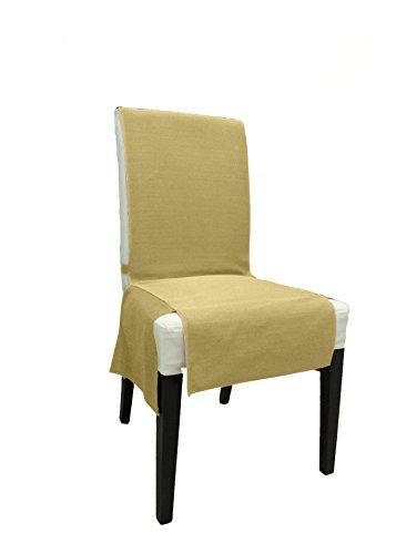 Coprisedia scudo copertura per sedia universale - paglia
