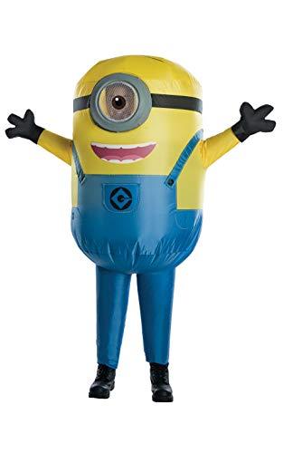 Stuart Kostüm Kind - Rubie's 610889STD Minions Kostüm, Unisex-Kinder Mehrfarbig
