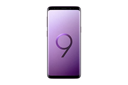 "Foto Samsung Galaxy S9 Smartphone - Viola (Lilac Purple), Display 5.8"", 64 GB espandibili, Dual SIM [Versione Italiana]"