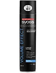 St Algue Syoss Spray Coiffant Volume Effect Aérosol 400 ml