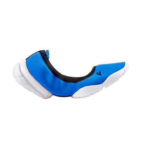 Freddy 3pro Ballerina Damen Outdoor Fitnessschuhe Blue (Blue B)
