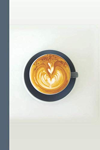 Coffee O'Clock: 6 x 9 inch 120 Pages Lined Journal, Diary and Notebook for People Who Love To Drink, Brew and Make Coffee