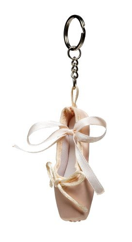 31TpK1xKm7L - Brand New ballet pointe dance shoe keyring by katz dancewear sports best price Review uk