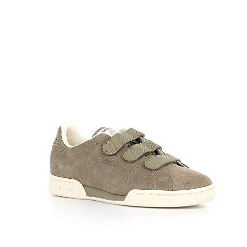 Reebok BD2974 Sneakers Uomo Khaki/classic White