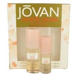 Jovan White Musk Gift Set By Jovan - Jovan Musk Set