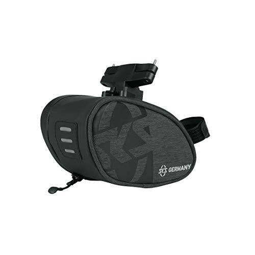 SKS Satteltasche Traveller Click 800 schwarz, 170x95x90mm 135g 0,8L (1 Stück)