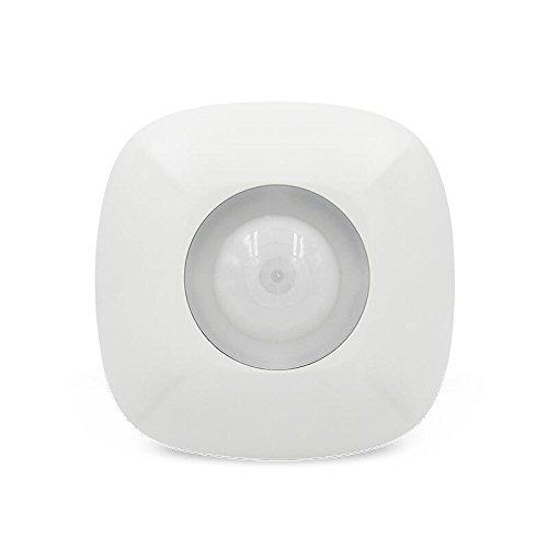 KAIPULEK Z-Wave Ceiling PIR Motion Sensor PET immune-Gen5-weiß