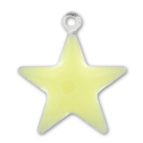 breloques-etoiles-email-epoxy-15-mm-jaune-pale-x10