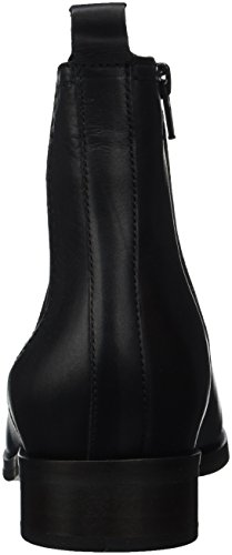 Buffalo London Es 30855l Sauvage, Bottines Chelsea Femme Noir (preto 01)
