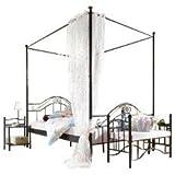 Himmelbett 90x200 metall  Suchergebnis auf Amazon.de für: Romantik - Metallbetten / Betten ...