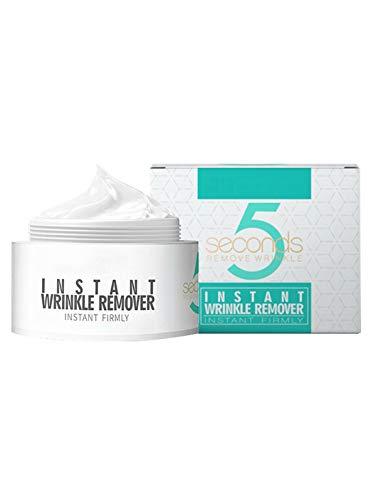 AJUMKER Faltencreme New Peptide 5 Seconds Wrinkle Removing Feuchtigkeitsspendende Anti-Aging straffende Haut Zeitloses Aufrühren Straffende Sofortcreme Hautpflegecreme