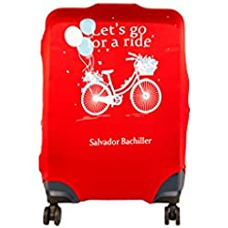 Salvador Bachiller - Funda Universal Bici Compl Viaj Lgz1707 Rojo M