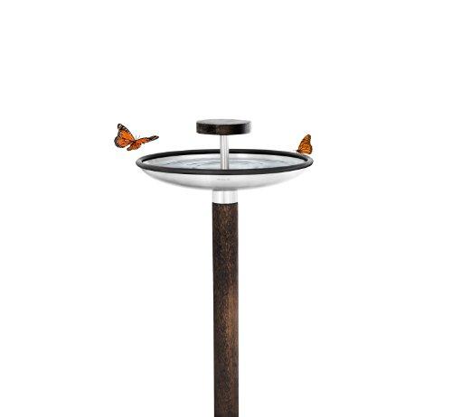 Blomus 65033 FUEra, 2 in 1 Futterstation und Vogeltränke