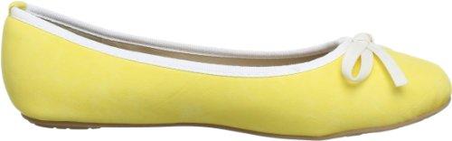 Xti 51730 Sp13, Ballerines fille Jaune (Amarillo Gelb) X30)