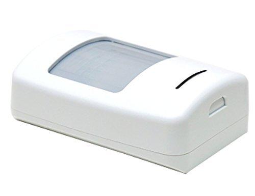 Securifi DIY sistema de seguridad ZigBee Sensor de movimiento/detector–Monitor y notificaciones de alerta de detección de movimiento; Get Instant