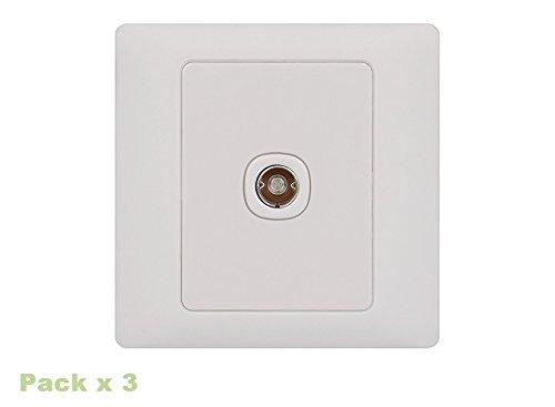Universal Junction Block (Rocca Ethernet-Kabel, Pack x3, Stück: 1)