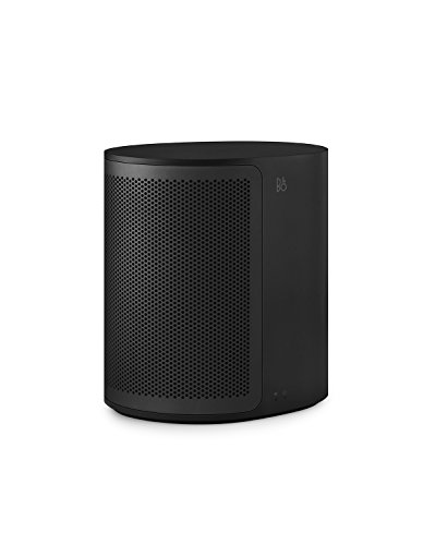 Bang & Olusfen Beoplay M3 - Altavoz inalámbrico compacto, negro