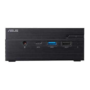 ASUS PN40-CB123ZC - Ordenador de Sobremesa Mini PC (Intel Celeron J4005, 4GB RAM, 64GB SSD, tarjeta gráfica integrada Intel UHD Graphics, Windows 10 ...