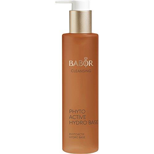 BABOR CLEANSING Phytoactive Hydro Base, Gesichtspflege bei trockener Haut, zur Anwendung mit HY-ÖL als 2-Phasen-Tiefenreinigung, für porentief reine Haut, erfrischend, 100ml -