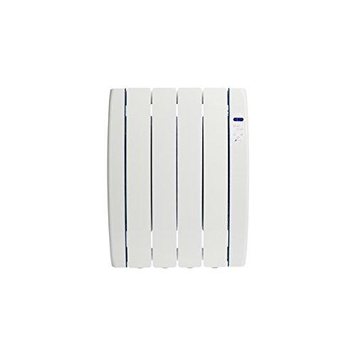 Haverland RC4TT - Emisor Térmico Digital Bajo Consumo, 500 de Potencia, 4 Elementos, Programable, Diseño...