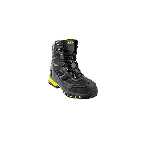Blaklader - Chaussures de sécurité Hiver haute - Blaklader - 24483904 Jaune / Noir