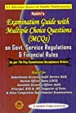 #3: Examination Guide with Multiple Choice Questions (MCQs) on Govt. Service Regulations & Financial Rules