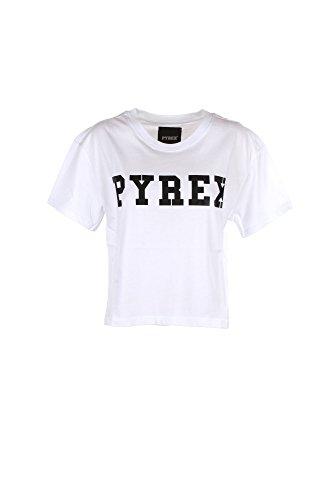 Pyrex t-shirt donna 33009 basic corta