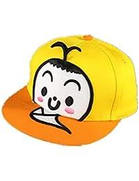 062816e1e29e Chapeaux Enfant Cartoon enfants broderie casquette de baseball enfants  soleil protection chapeau pare-soleil pour